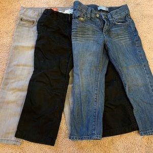 Boy jeans size 3T